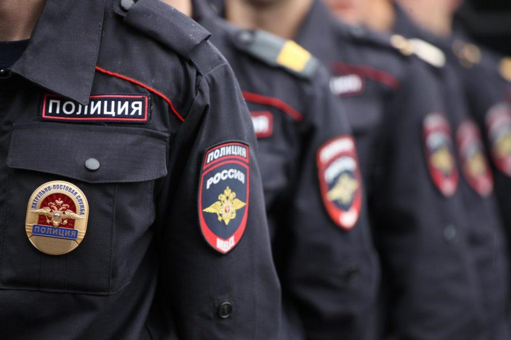 Прекращено уголовное дело по факту насилия в отношении полицейского